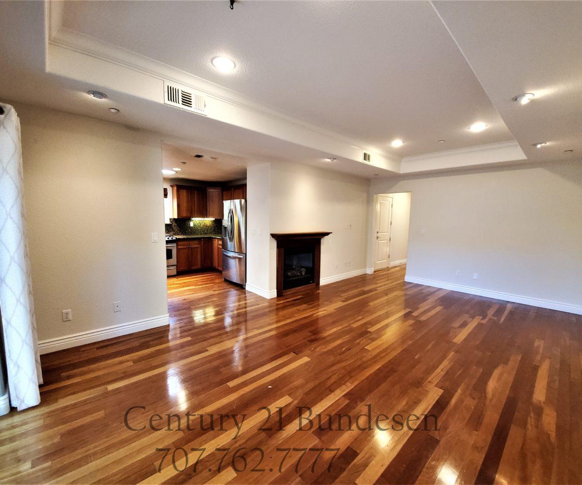 60 Malet Street living room